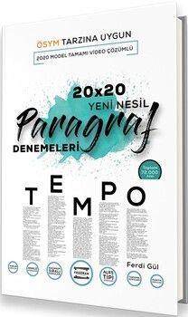 Fragman Yayınları ParagrafYeni Nesil ÖSYM Tipi 20x20Denemeleri
