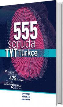 Fragman Yayınları TYT Türkçe 555 Soruda