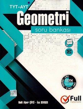 Full Matematik Yayınları TYT AYT Geometri Soru Bankası