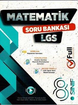 Full Matematik Yayınları 8. Sınıf LGS Matematik Soru Bankası