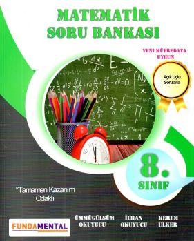 Funda Mental Yayınları 8. Sınıf Matematik Açık Uçlu Sorularla