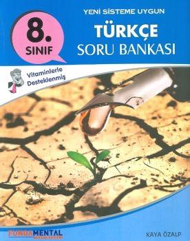 Fundamental 8. Sınıf Türkçe Soru Bankası