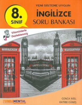 Fundamental 8. Sınıf İngilizce Soru Bankası