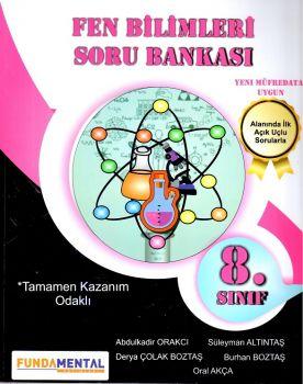 FundaMental Yayınları 8. Sınıf Fen Bilimleri Soru Bankası