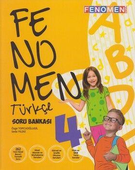 Gama Okul Yayınları 4. Sınıf Türkçe Fenomen Soru Bankası
