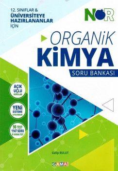 Gama Yayınları 12. Sınıf Nar Organik Kimya Soru Bankası