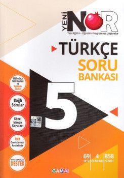 Gama Yayınları 5. Sınıf Nar Türkçe 3 lü Set Soru Bankası Ödev Testleri Deneme