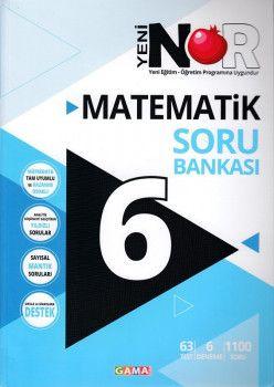 Gama Yayınları 6. Sınıf Nar Matematik 3 lü Set Soru Bankası Tekrar Testleri Deneme