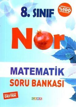 Gama Yayınları 8. Sınıf TEOG Nar Matematik Soru Bankası