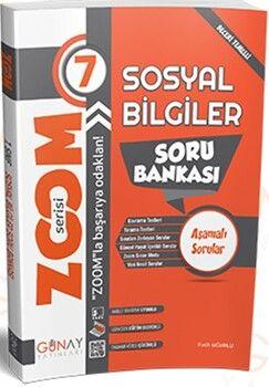Günay Yayınları 7. Sınıf Sosyal Bilgiler Zoom Soru Bankası