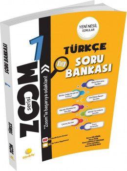 Günay Yayınları 7. Sınıf Türkçe Zoom Soru Bankası