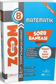 Günay Yayınları 8. Sınıf Matematik Zoom Soru Bankası