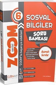 Günay Yayınları 6. Sınıf Sosyal Bilgiler Zoom Soru Bankası