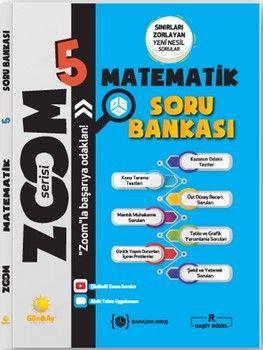 Günay Yayınları 5. Sınıf Matematik Zoom Soru Bankası