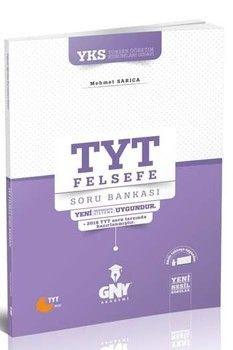 Günay Yayınları TYT Felsefe Soru Bankası
