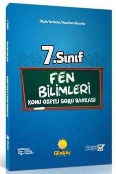 Günay Yayınları 7. Sınıf Fen Bilimleri Konu Özetli Soru Bankası
