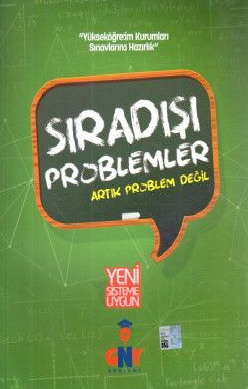 Günay Yayınları Sıradışı Problemler Soru Bankası