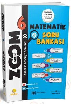 Günay Yayınları 6. Sınıf Matematik Zoom Soru Bankası
