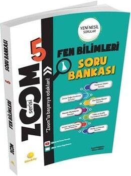 Günay Yayınları 5. Sınıf Fen Bilimleri Zoom Soru Bankası