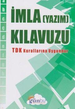 Günbu Eğitim ve Kültür Yayınları İmla Yazım Kılavuzu
