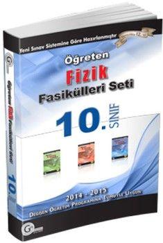 Gür Yayınları 10. Sınıf Öğreten Fizik Fasikül Seti