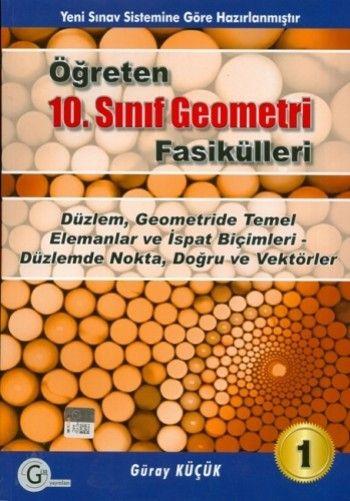 Gür  Yayınları 10. Sınıf Geometri Fasikilleri 1