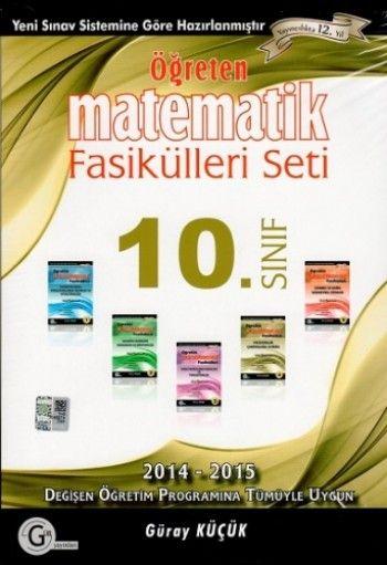 Gür Yayınları 10. Sınıf Matematik Fasikül Set (5 Fasikül)