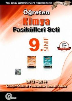 Gür Yayınları 9. Sınıf Kimya Fasikül Set