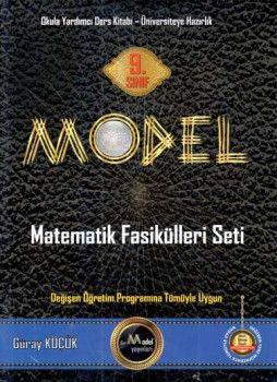 Gür Yayınları 9. Sınıf Model Matematik Fasikülleri Seti