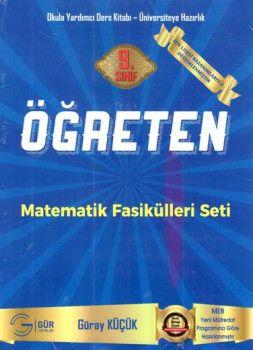 Gür Yayınları 9. Sınıf Öğreten Matematik Fasikülleri Seti