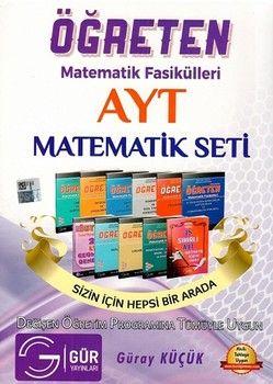 Gür Yayınları AYT Matematik Seti
