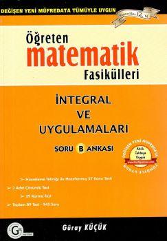 Gür Yayınları İntegral ve Uygulamaları Soru Bankası