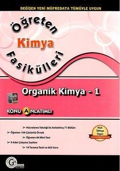 Gür Yayınları Öğreten Kimya Fasikülleri Organik Kimya 1 Konu Anlatımlı