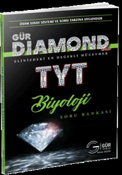 Gür Yayınları DİAMOND TYT Biyoloji Soru Bankası