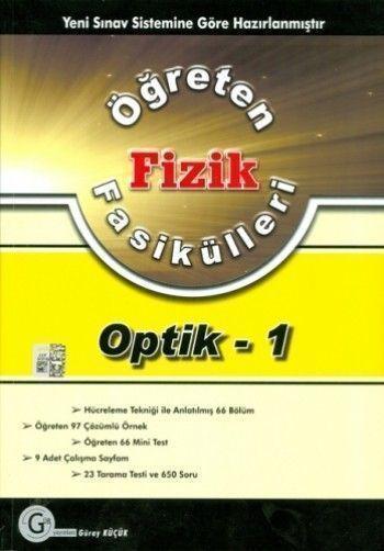 Gür Yayınları Fizik Optik 1