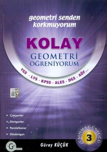 Gür Yayınları Kolay Geometri Öğreniyorum 3