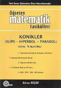 Gür Yayınları Konikler Elips Hiperbol Parabol