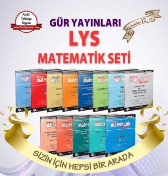Gür Yayınları LYS Matematik Seti