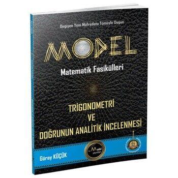 Gür Yayınları Model Matematik Fasikülleri Trigonometri ve Doğrunun Analitik İncelenmesi
