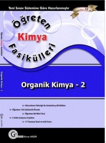 Gür Yayınları Organik Kimya 2