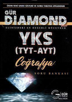 Gür Yayınları TYT AYT Coğrafya DIAMOND Soru Bankası
