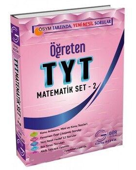 Gür Yayınları TYT Matematik Öğreten Set 2