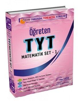 Gür Yayınları TYT Matematik Öğreten Set 1