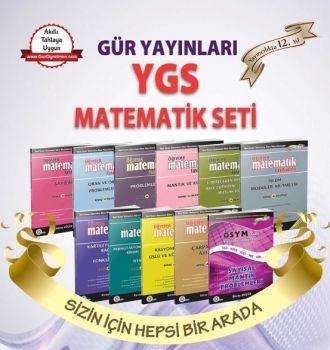 Gür Yayınları YGS Matematik Seti