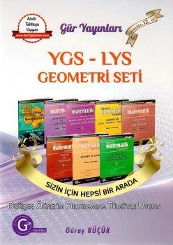 Gür Yayınları YGS LYS Geometri Seti