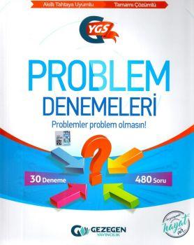 Gezegen Yayıncılık YGS Problem Denemeleri