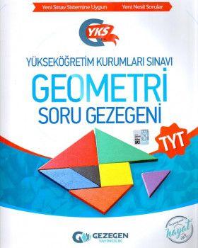 Gezegen Yayıncılık YKS 1. ve 2. Oturum TYT Geometri Soru Gezegeni