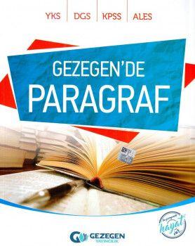 Gezegen Yayıncılık YKS DGS KPSS ALES Paragraf Soru Bankası