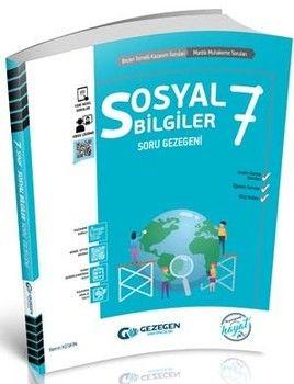 Gezegen Yayınları 7. Sınıf Sosyal Bilgiler Soru Gezegeni