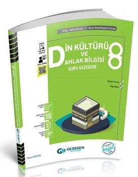 Gezegen Yayınları 8. Sınıf Din Kültürü Soru Gezegeni